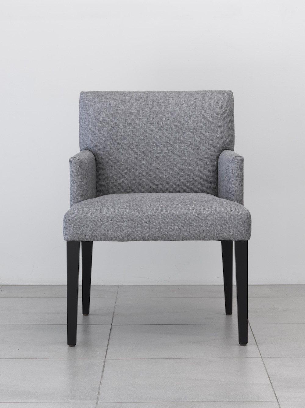Cubist Versatile Chair With Tapered Legs James Salmond