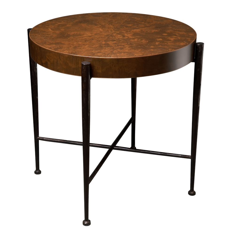 New york side table a classic sleek design bringing for Latest side table designs