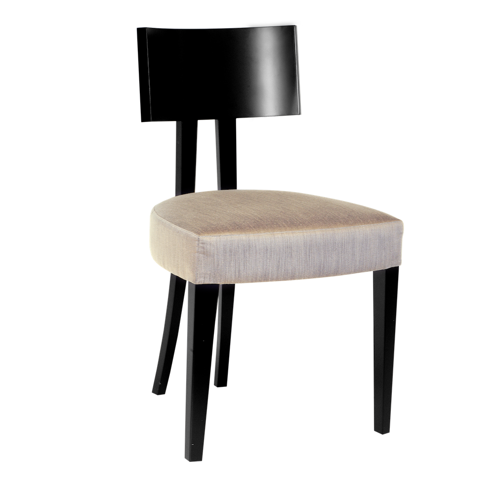 art deco inspired furniture. Elite Art Deco Inspired Modern Dining Chair With Tapered Legs Furniture
